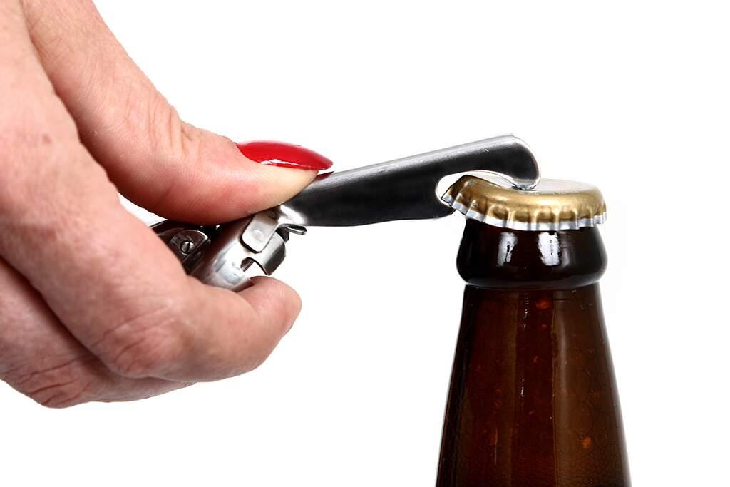 Tampa para garrafa
